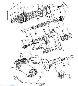 9848423R Vacuum Brake Booster Reman