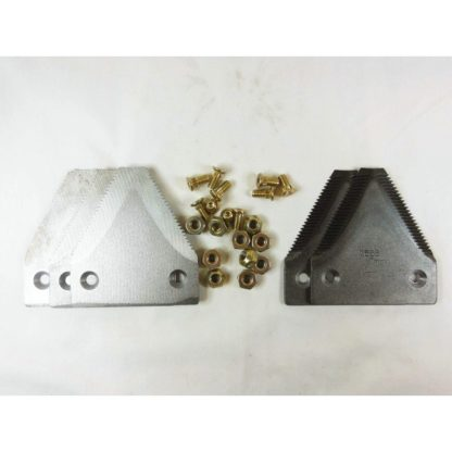 New Holland Early Model Fine Tooth Overlap Kit